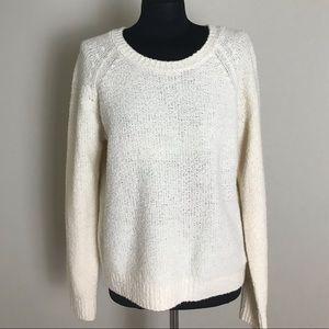 Ivory Banana Republic Sweater NWT